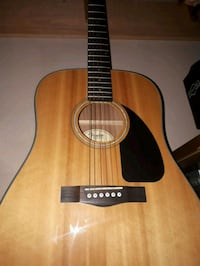 Fender Acoustic  794 km
