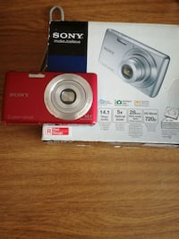 Sony cybershot 14.1 8gb Metropolitan City of Rome, 00125