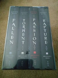 Lauren Kate Fallen boxset Fort Erie, L2A 1X9