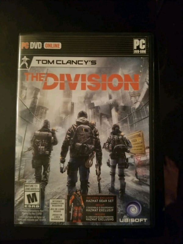 The Division by Tom Clancy PC game 283f93e8-b9ea-4c17-8b74-f3ca8f36764d