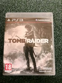 Tomb Raider PS3 game case Londonas, SW1A 2BA