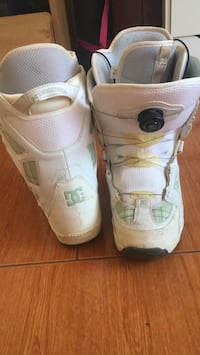 womens size 9 snowboarding boots Costa Mesa, 92626