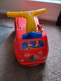 Kids ride-on mickey mouse