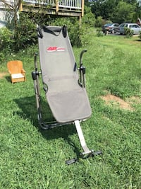 AB Ultra Exercise Lounge Chair  [PHONE NUMBER HIDDEN]  Mount Airy, 21771