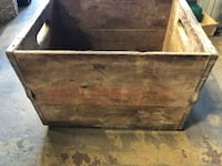 brown and black wooden chest Duncan, V9L 3W4