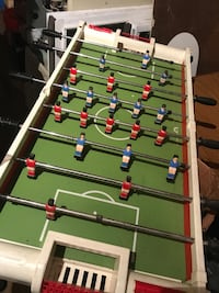 Portable Foosball Table with extra players
