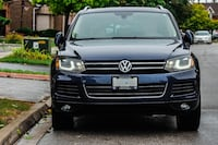 2012 Volkswagen Touareg AWD Navigation No accidents Safety Mississauga