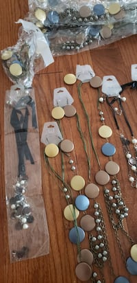 50 sets of fashion jewelry  Richmond Hill, L4E 0N9