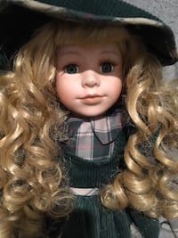 Collector Doll Fairview