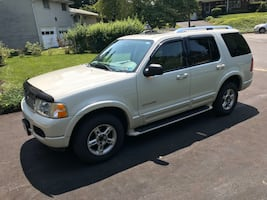 2004 Ford Explorer Limited 4.6 AWD