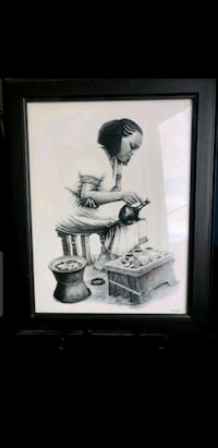 Ethiopian coffee ceremony limited edition picture Toronto, M4G 0A6