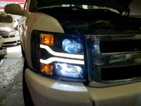 Auto and Truck Lights