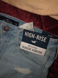 Hollister Ripped Jeans  Manchester, 03103