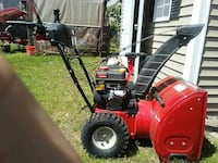 Snow blower works perfect selling as is  Lawrence, 01843