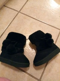 Baby black boots Kenner, 70062