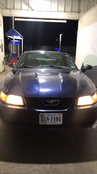 Ford - Mustang - 2002 Reston