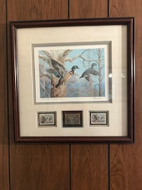 1983 Pa.Duck Stamp Print Medallion