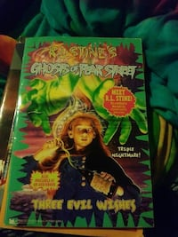 R.L Stine's Ghosts on Fear Street