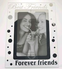 best friends / forever friends picture frame  Victorville, 92394