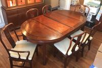 Rosewood Dining Table Germantown, 20874