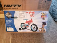 Brand new in box toy story 4 bike 12""