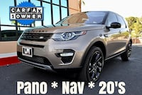2017 Land Rover Discovery Sport HSE Brown