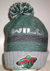 Minnesota Wild NHL Reebok Hockey Toque  London