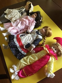 Vintage Dolls Forest Acres, 29206