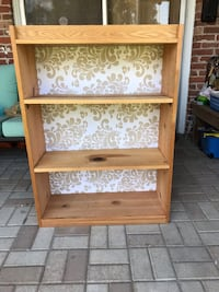 Book Case - wood Harahan, 70123