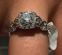 Kay jewlers ring now and forever series size 7 Virginia Beach, 23455