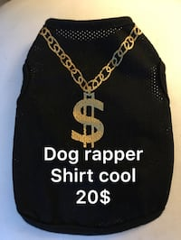 Size extra small rapper dog sweater  Vancouver, V5X