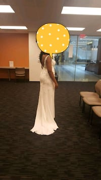 Wedding dress size 12 Germantown, 20874
