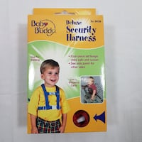 Baby Deluxe Security Harness Hamilton, L8H 2K8