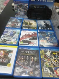 assorted Sony PS4 game cases Singapore, 437049