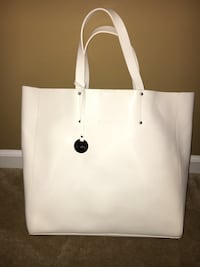 Leather Tote Bag  Bowie, 20716