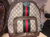 Gucci leather backpack and wallets Los Angeles, 90012