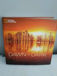 Dawn to dusk hardcover book Surrey, V3S 1R8