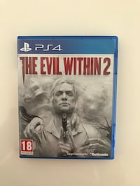 The Evil Within 2 ps4 Samsun