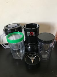 magic bullet blender with 3cups and 1 blade Brampton, L6W 3R8