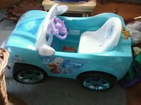 Disney frozen child's car Baltimore, 21207