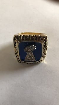 gold-colored and black San Francisco Giants champion ring Casper, 82604