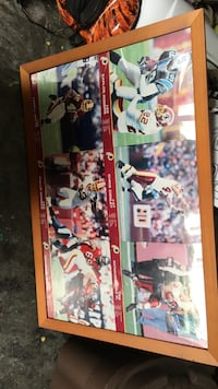 Redskin giant wall decor Grottoes, 24441