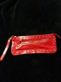 Red Clucth Bag Killeen, 76543