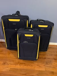 Suitcases(Practically brand new. Used just ones. Very high quality.  Ellicott City