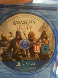 Assassin's Creed Unity PS4 oyun diski