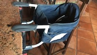 Chicco caddy hook on portable high chair