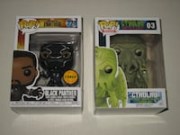 Lot of 2 Funko Pop Figures