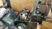 "27"" Two Stage 9.5HP Snowblower electric start  Toronto, M8Z 2J2"