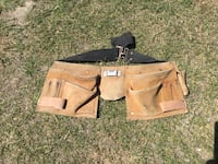 Leather tool pouch/belt Trent Hills, K0L