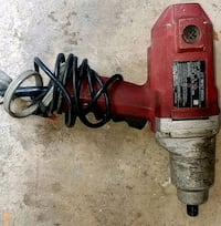 """Chicago electrical 1/2"""" impact wrench"""